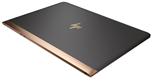 HP Spectre top
